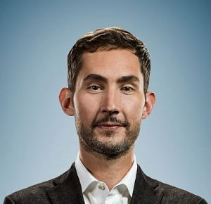 Kevin Systrom, Instagram founder