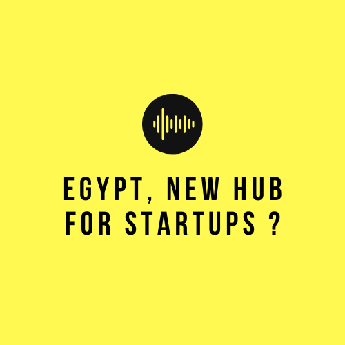 Egypt New hub for startups