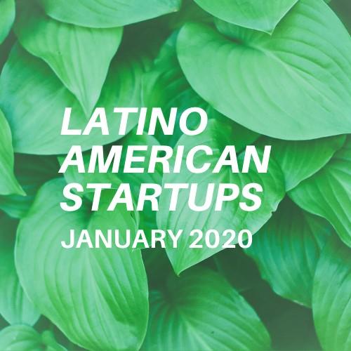 Latino American Startups - News January 2020