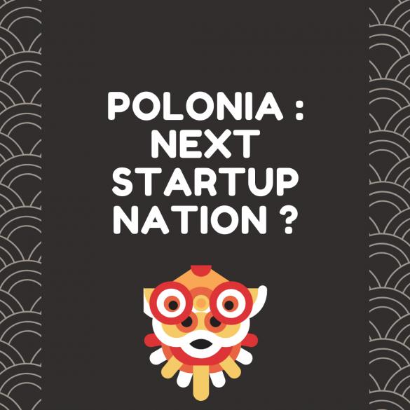 POLONIA PRÓXIMA STARTUP NATION EN EUROPA