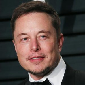 Portrait d'Elon Musk le startupper