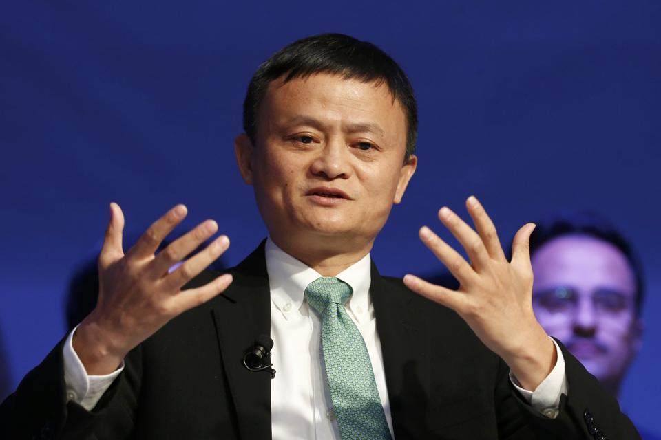 Jack Ma et la caverne d'Alibaba : Le startupper Chinois