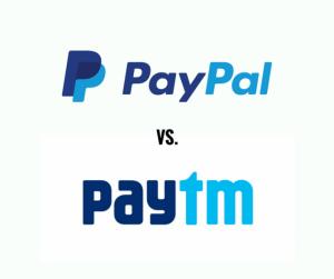 Copie du logo Paypal par PayTM