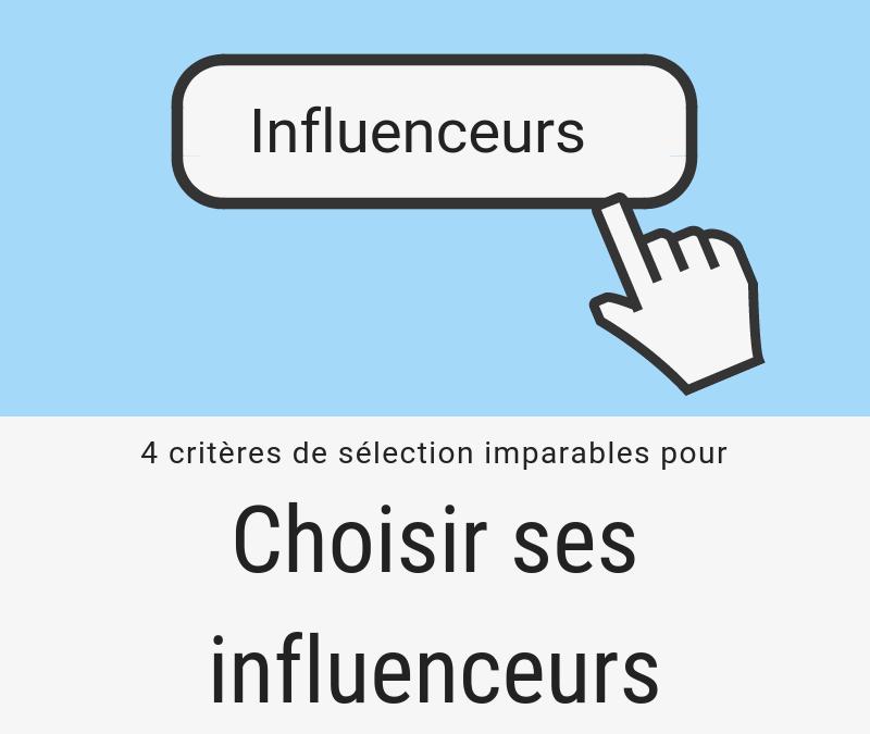 Comment choisir ses influenceurs pour optimiser son marketing digital ?