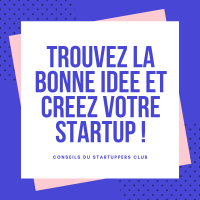 Startuppers Club - Idées Startup Entreprise