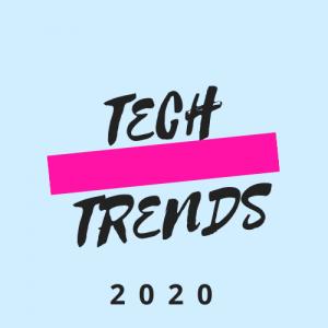 Top Tech Trends 2020 - Réalité virtuelle, Intelligence artificielle et santé