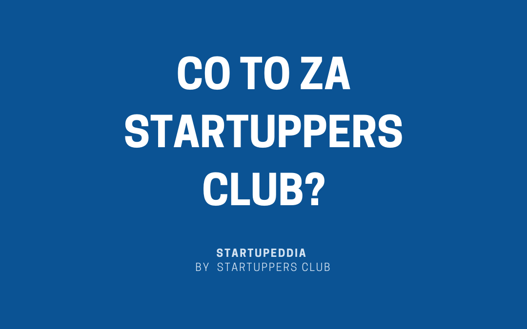 Co to za Startuppers Club?