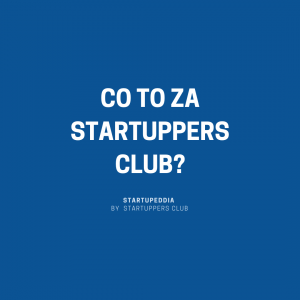 Co to za Startuppers Club ?
